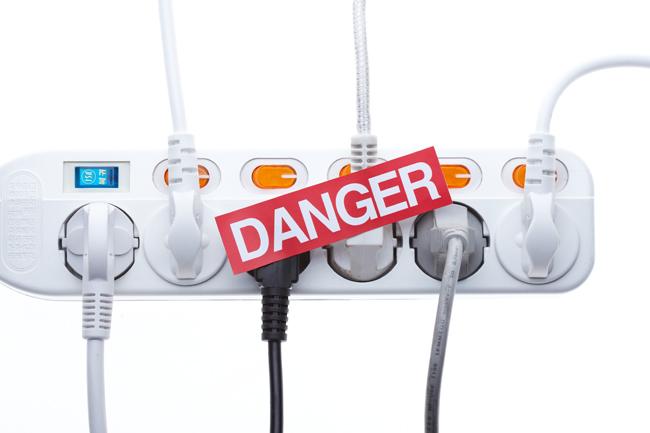 전기화상 예방